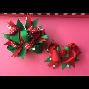 Other - Handmade Christmas Bows!